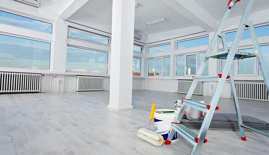 POST CONSTRUCTION & RENOVATION CLEANING SERVICES